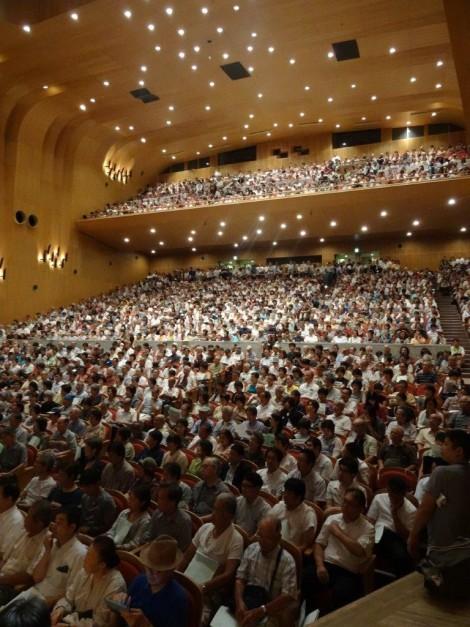 埼玉会館大ホール